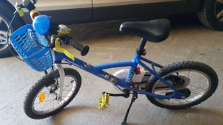 bicicleta (2-5 años)