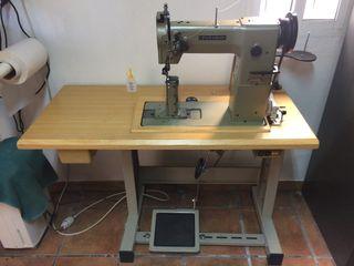 Maquina coser piel doble arrastre Yakumo Y-985