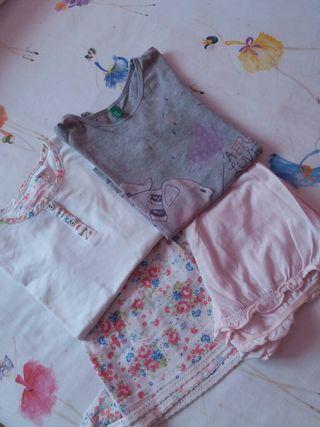 Lote pijamas