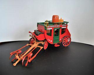Diligencia playmobil 6429