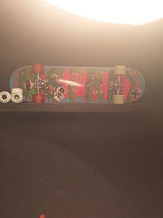brand new 8inch osprey skateboard
