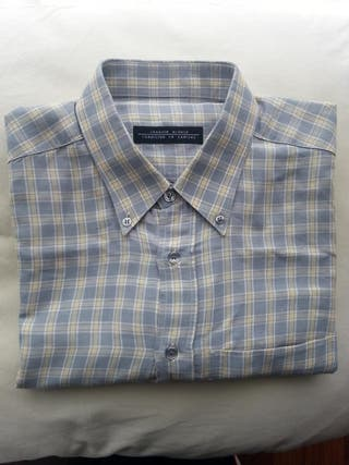 Camisa de Joaquín Alalonso, talla XL, seminueva