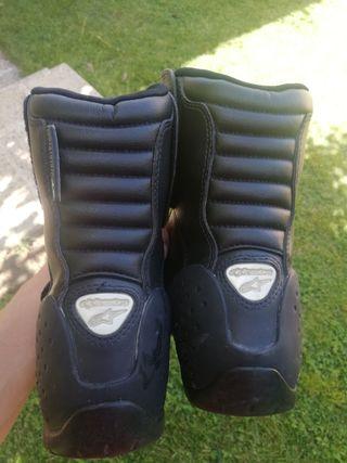 botas de moto Alpinestars