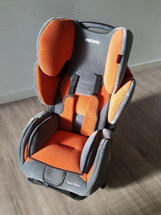 silla RECARO infantil