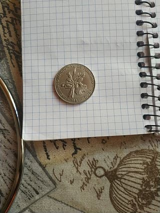 25 centavos cuba