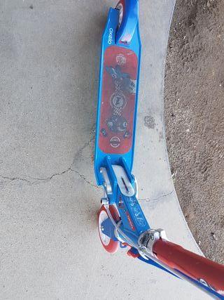 patinete niño decathlon