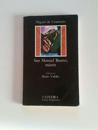San Miguel Bueno, mártir. Miguel de Unamuno.