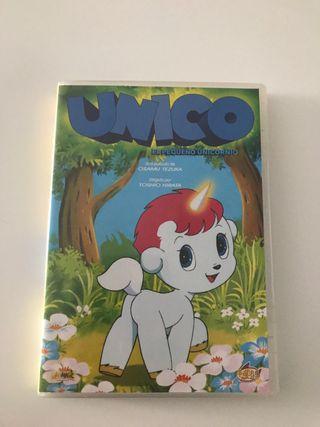 Películas DVD: Único el unicornio (Osamu Tezuka)