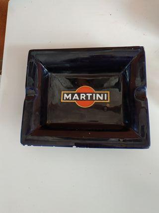 ceniceros vintage de martini