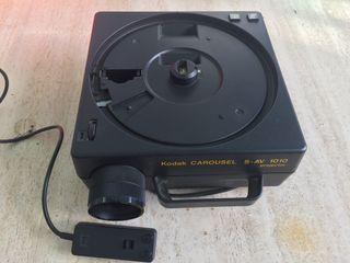 Proyector diapositivas Kodak + mando