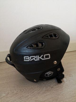 Casco Snowboard Briko