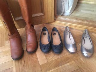 Zapatos y botas niña