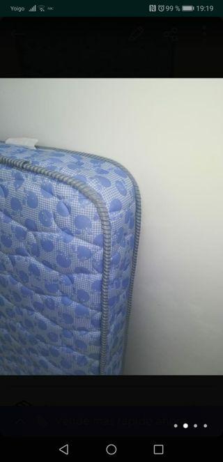 colchón cuna 120x60
