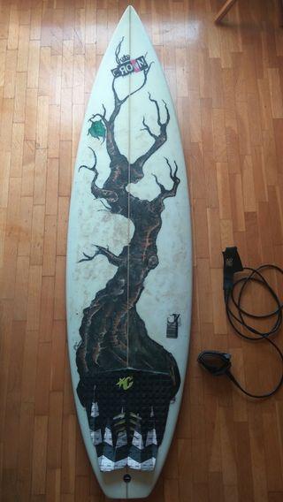 Tabla de surf 6'2