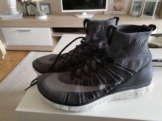 Zapatillas Nike Free Flyknit Mercurial talla 44 45