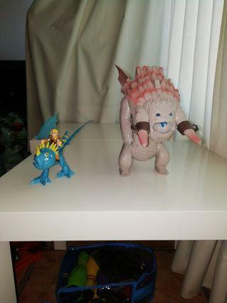 """Dragones """"Como entrenar a tu dragón"""""""
