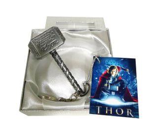 Thor llavero Martillo Mjolnir