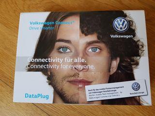VW Connect DataPlug + Kit de limpieza de regalo