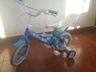 "bici elsa y Ana 14"""