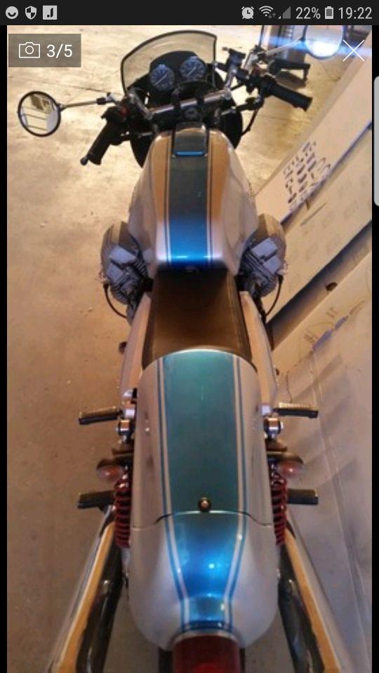 Moto Guzzi 850 colección
