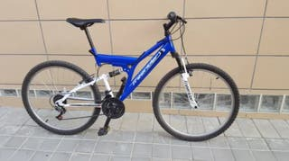 Mountain Bike 26¨DTYPE Full Azul. A ESTRENAR