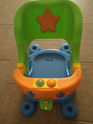 Asiento bebé bañera