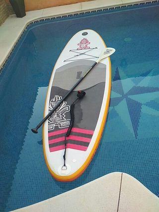 tabla padel surf starboard hinchable