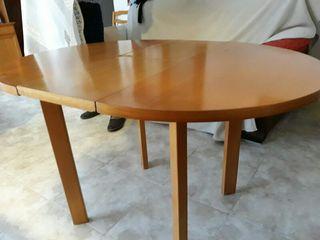 mesa madera pino