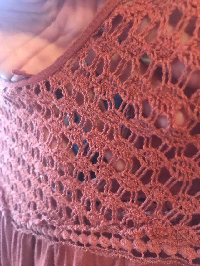 Camisa bordado pecho
