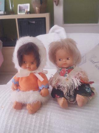 Muñecas Barriguitas años 70