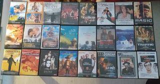 lote de 37 películas de DVD