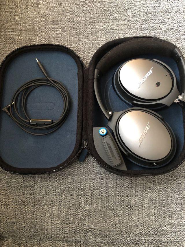 Auriculares Bose QC25