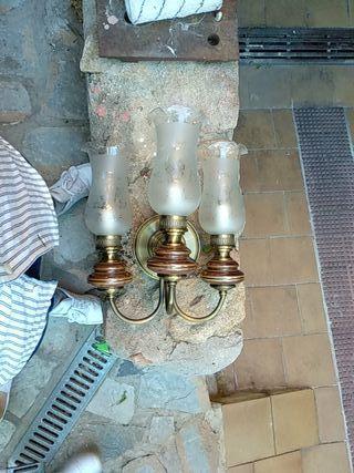 Lámpara decoración