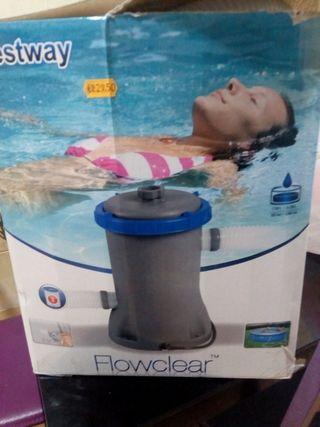 limpiador de piscinas