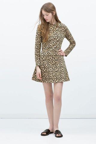 Zara Moda Mejor Distintivo La Vestido Baratas Estilo eEIbHDYW29