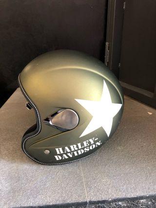 Casco Harley Davidson talla S