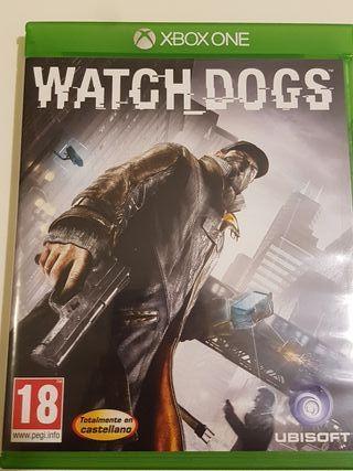 WATCH DOGS XBOX ONE