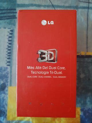 caja LG P920
