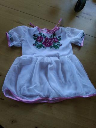 Vestido niña, nuevo, sin usar