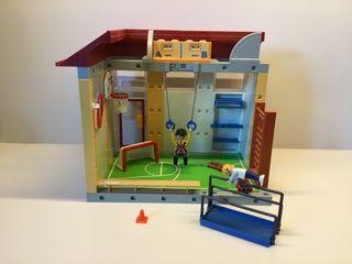 Gimnasio Playmóvil