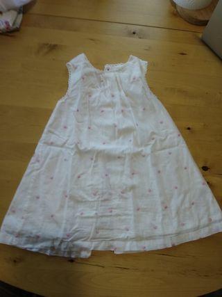 Vestido de verano, niña, 9-18 meses
