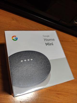 Google Home Mini NUEVO