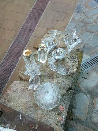 Piezas Cristal