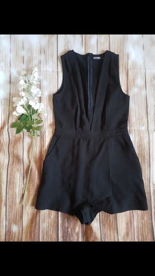size 8 missguided playsuit