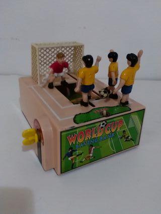 Hucha futbolin