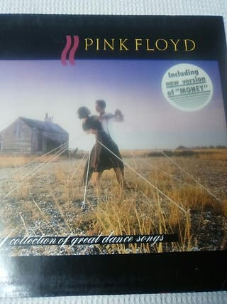 vinilo PINK FLOYD A collection of great dance song