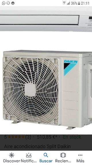 recargas de gas de aire acondicionado