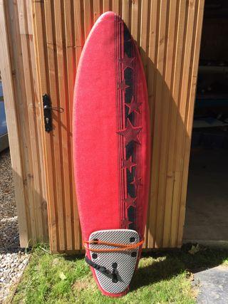 Tabla de surf corcho