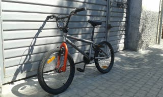 BICICLETA BMX BTWIN X-UP+