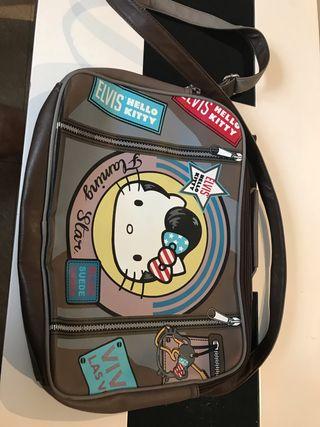 Bolso para ordenadores portátiles Hello Kitty
